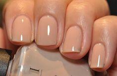 Nail trends fall / winter 2013-2014 - natural nail polish colors