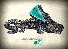 crocodile, together we're invincible