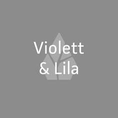 Uberlegen Wandfarben In Viollet U0026 Lila: Www.kolorat.e