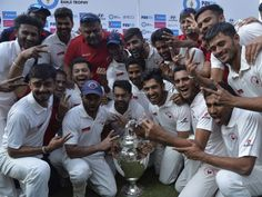 Gujarat wins First Ranji Trophy title beating Mumbai by five wickets :http://gktomorrow.com/2017/01/15/gujarat-wins-first-ranji-trophy-title/
