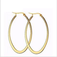 Bilderesultat for øreringer i gull