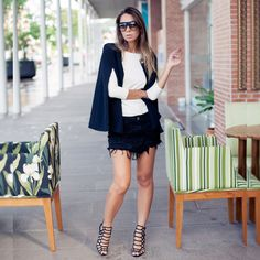 look-casual-com-blazer-capa