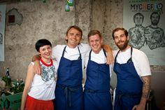Le Grand Fooding - Milano, 5 Luglio 2012