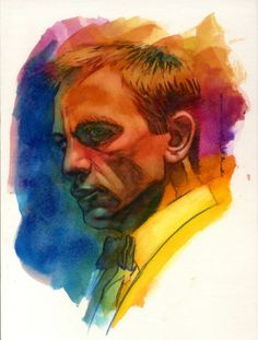 Casino Royale - James Bond by Brian Stelfreeze *