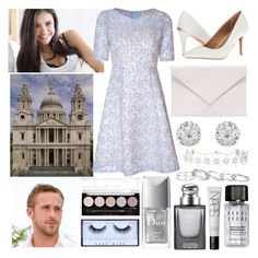 """""""Visiting the St Paul's Cathedral."""" by duchessamparo ❤ liked on Polyvore featuring True Decadence, Calvin Klein, Verali, Accessorize, Colette Jewelry, Kendra Scott, Bobbi Brown Cosmetics, NARS Cosmetics, Gucci and Christian Dior"""