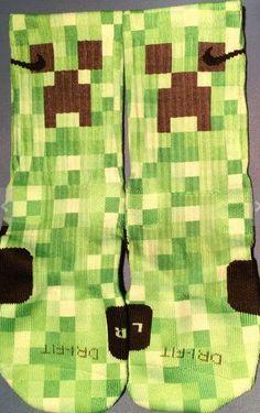 I thought of my cousin Mason when I saw these. Nike Elite Socks, Nike Socks, Sport Socks, Crazy Socks, Cool Socks, Fashion Socks, Nike Fashion, Nike Outfits, Boy Outfits