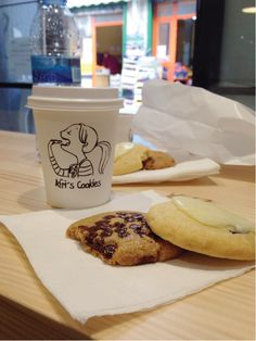 Must Madrid: Afri's Cookies
