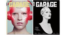 Bi-annual publication, GARAGE, will release their super trippy Issue No. 8 on February 12th, with 6 special edition covers on offer.