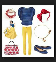 This is my must haves for a outfit