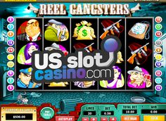 Honest Reel Gangsters Slots Review At Top Game Casinos. Win Real Cash Money & Bitcoins Playing Reel Gangsters Slots At The Best USA Online Top Game Casinos.