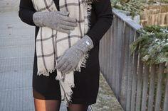 Mütze und Handschuhe von FRAAS - The Scarf Company