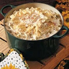 Hungarian Noodle Side Dish Recipe -I first served this creamy, rich casserole at our ladies meeting at church. Everyone liked it and many of the ladies wanted the recipe. The original recipe was from a friend, but I changed it a bit to suit our tastes. Penne, Rigatoni, Tortellini, Croatian Recipes, Hungarian Recipes, Hungarian Desserts, Hungarian Cuisine, Hungarian Food, Great Recipes