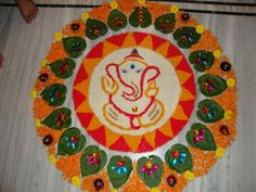 kolam of peacocks for wedding anniversary - Google Search