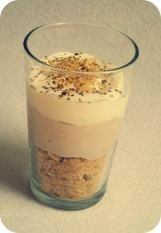 Niña Bonita: Mousse de café y mascarpone
