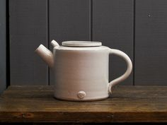Teapot - Hand Thrown Pottery £25.00