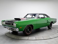 1969 Dodge Coronet Super Bee 440 Six Pack Coupe WM21