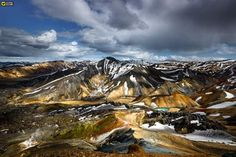 Experience some of the most remote, breathtaking scenery in the world. This tour gives you plenty of opportunity to hike across diverse terrain whilst enjoying the stunning rugged beauty of the Icelandic highlands.