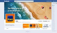 ORANGE IS THE NEW JOB // Social Posts Itaú on Behance