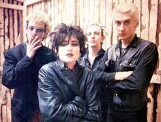 Siouxsie And The Banshees fotos (33 fotos) | Letras.mus.br