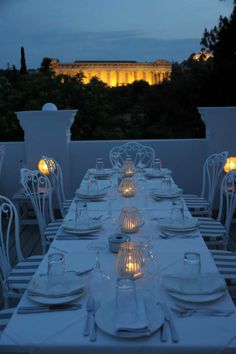 Kuzina - Athens : a Michelin Guide restaurant Athens City, Athens Greece, Athens Restaurants, Places To Travel, Places To Visit, Travel Destinations, Fresco, Dinner Places, Greek Isles