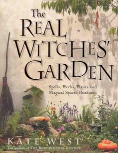 The real witch's garden book
