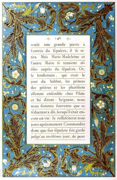 Design - Paper - Border, medieval 16