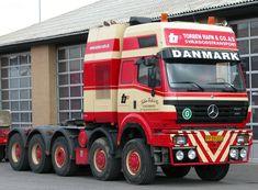 Mack Trucks, Big Rig Trucks, New Trucks, Cool Trucks, Pickup Trucks, Heavy Duty Trucks, Heavy Truck, Carl Benz, Mercedes Benz Trucks