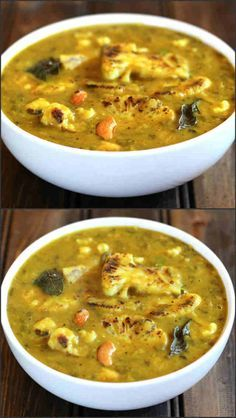 Cauliflower Dal is a healthy and nutritious, spicy and flavorful recipe that…