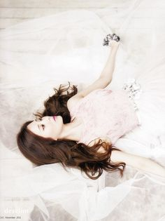 Girls Generation SeoHyun |「CeCi」gravure