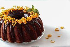 Chocolate Orange Cake from URBAN BAKES | Hip Foodie Mom