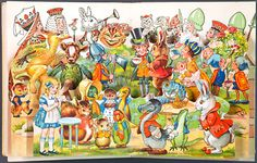 The University of Texas at Austin, Harry Ransom Center will celebrate 150 years of Alice's Adventures in Wonderland from February 10, 2015 - July 6th, 2015.