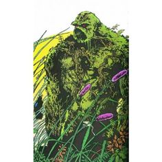 Saga Of The Swamp Thing HC Book 02 Written by Alan Moore Art by Shawn McManus Stephen Bissette John Totleben and Ron Randall Cover by Stephen Bissette  John Totleben the brainiest and scariest horror narrative of the 80s - ROLLING STO http://www.MightGet.com/january-2017-13/saga-of-the-swamp-thing-hc-book-02.asp