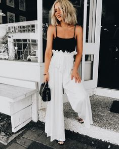 Summer fashion simple outfit ideas casual style