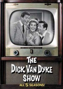 The Dick Van Dyke show is a 60's sitcom with two main settings, the work and home life of Rob Petrie. Much of the series deals with Rob and his co-writers, Buddy Sorrell and Sally Rogers. Other scenes focus on the home life of Rob, his wife Laura, and son Richie who live in suburban New Rochelle, New York. All five seasons are now available.