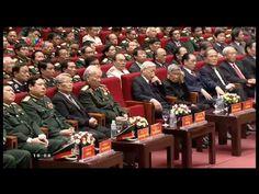 Lễ mít tinh kỷ niệm 70 năm ngày thành lập QĐND Việt Nam và 25 năm ngày h...
