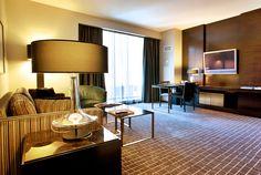 Junior Suite | Rooms | The Hazelton Hotel