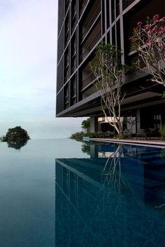 unit one design architects / rhombus bangsar, kuala lumpur: