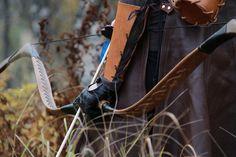 My Elven Kingdom - archerofthenorth: Horsebow