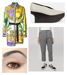 Designer Clothes, Shoes & Bags for Women Stella Mccartney, Versace, Shoe Bag, Polyvore, Stuff To Buy, Shopping, Collection, Design, Women