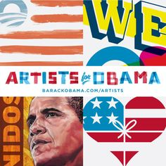 Artists for Obama