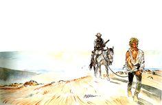 Sulla strada per Yuma Ken Parker, Red Dead Redemption, Camel, Novels, Comics, Animals, Drawings, Comic, Animales