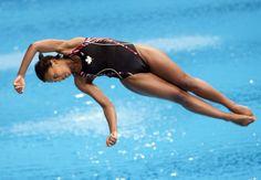 Diving - Rio Qualifications - Jennifer Abel (2784×1932)