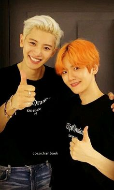 berisikan foto foto couple favorit versi me boyslove version oke # Random # amreading # books # wattpad Exo Chanbaek, Park Chanyeol Exo, Baekhyun Chanyeol, Exo Ot12, Kpop Exo, Kpop Couples, Cute Couples, Taekook, Otp