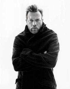 """""""You talking to me? Well I'm the only one here."""" - Ewan McGregor   MuchPics"""