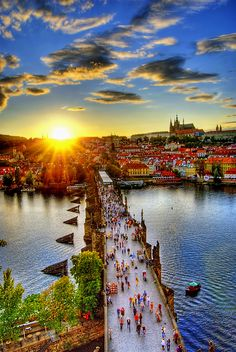 Photograph  Lets go for a walk in the beautiful Prague by Edgar Barany on 500px