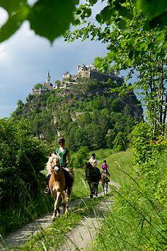 Horseriding-Eldorado in #Carinthia REK-Reiteldorado Kaernten | Fotograf: Franz Gerdl | Credit:Reit-Eldorado Kärnten | Mehr Informationen und Bilddownload in voller Auflösung: http://www.ots.at/presseaussendung/OBS_20120912_OBS0003