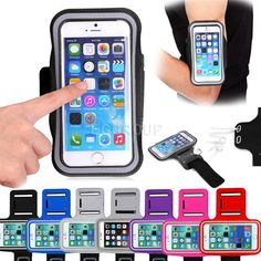 Running Cover Bags Phone Bag Waterproof Outdoor Sport Arm Bag Warkout Running Gym Phone Accessories Cover Bags Black Color New Making Things Convenient For The People Cellphones & Telecommunications Armbands