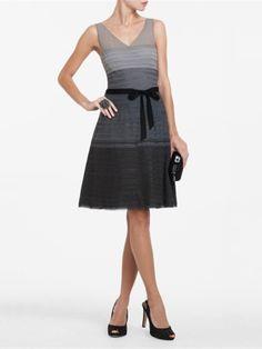 2012 BCBG Max Azria Wendy Tiered Dress On Sale