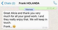 ¡Buenos diiiiiiias, Lovers!  El viernes, cuando terminamos la #destinationweddingLOVE de B&D, recibimos esta felicitación de Frank, nuestro enlace en Holanda y con el que llevábamos meses trabajando.  Desde luego, ha sido un auténtico placer formar parte de esta aventura.  LOVE #love #amor #happy #feliz #inlove #wedding #weddingplanner #Cádiz  #Holanda #Holland #destinationwedding #inspiration #handmade #bodasbonitas #bodasenlaplaya #deco #sun #sol #boda #beach #playa