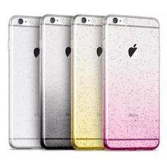HOCO iPhone 6S Plus/6 Plus Super Star Series Gradient Baby's breath TPU Cover Case